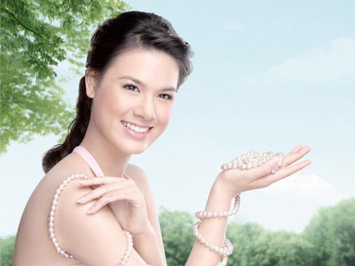 Tắm Trắng Chuyên Dùng Ngọc Trai Sokiss - Pearl Whitening Spa Body