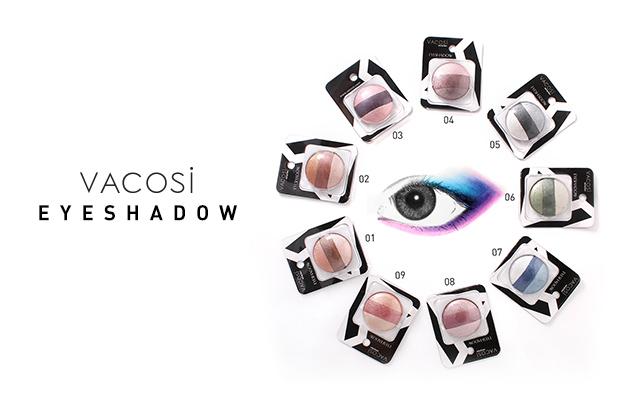 Eyeshadow Vacosi Phấn Mắt VACOSI (Mới)