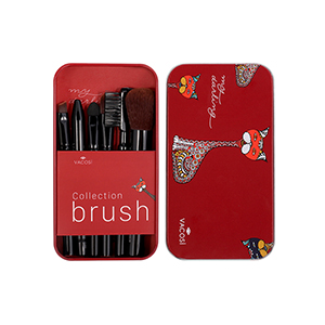VACOSI, MY DARLING TRAVEL BRUSH SET